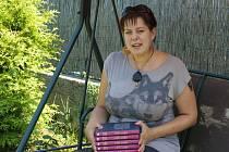 Regionální spisovatelka Barbora Walterová.