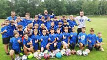 Fotbalový kemp SK Vyžlovka