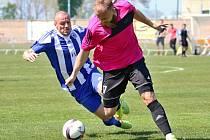Fotbalisté Sokola Libiš porazili ve 22. kola divize B Tatran Rakovník 4:1.