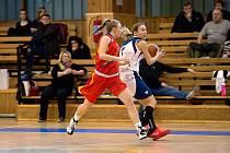 Basketbal: Kralupy - Sparta.
