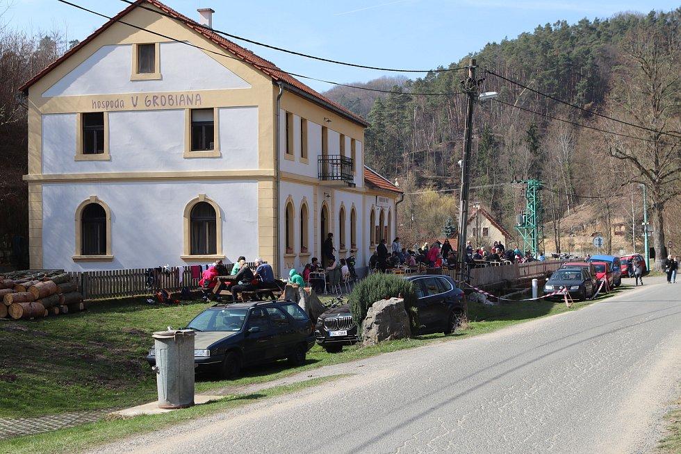 Pokováň fest byl jednou z akcí, která doprovodila otevírání hradu Kokořín v roce 2019.