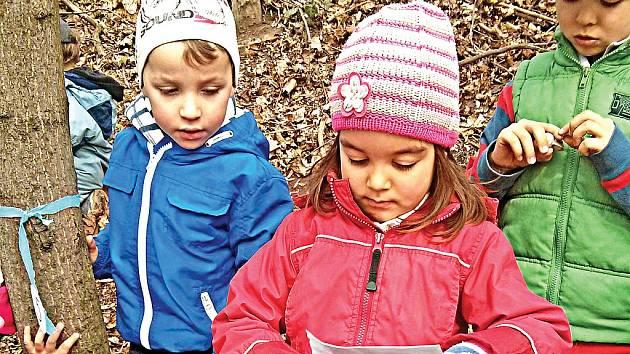Děti, které budou navštěvovat školu Via Libertatis, se mohou těšit na časté vycházky do přírody.