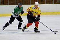 Příprava: HC Junior Mělník - IHC Bohemians Praha