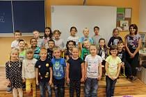 ZŠ Ing. M. Plesingera - Třída 1. C
