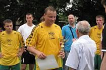 Záryby B - Dolany - finále poháru