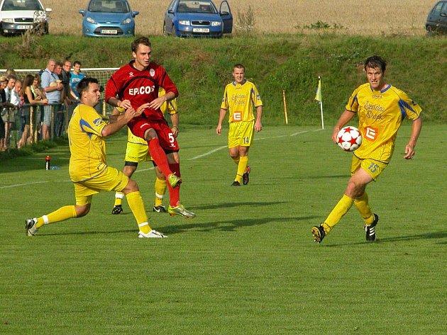 Ondrášovka Cup: Ovčáry - Hlavice