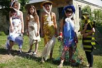 Autorky oděvů se představily i jako modelky.