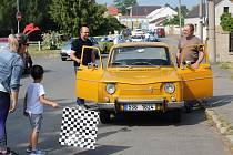 Motoristická soutěž ŠVANDA CUP 2018.