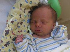 Patrik Bernard se rodičům Denise a Michalovi z Brandýsa nad Labem narodil v mělnické porodnici 12. května 2014, vážil 3,12 kg a měřil 49 cm. Na brášku se těší 6letá Dominika.