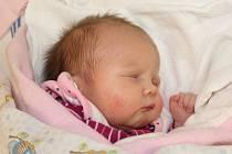 Eliška Vedralová, Velvary. Narodila se 30. prosince v 9:27, vážila 3 410 g a měřila 49 cm. Rodiči jsou Vlastimil Vedral a Pavla Richterová.