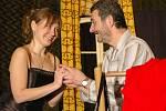 Mšenští divadelníci po letech nacvičili Postel plnou cizinců.