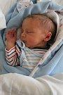 DANIEL KOHOUT se rodičům Tereze Jadrné a Štěpánu Kohoutovi z Prahy, narodil v mělnické nemocnici 1. 5. 2018 a vážil 3,110 kg.