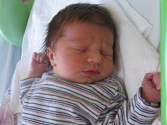 Šimon Sochr se rodičům Šárce Buchové a Danielu Sochrovi z Roudnice nad Labem narodil v mělnické porodnici 7. března 2014, vážil 3,88 kg a měřil 51 cm.