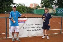 David Kopecký a Petr Kowanda.