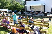 Třetí ročník festivalu worldmusic nazvaný Andělská Bystřička přilákal do letního kina na Bystřičce na 400 diváků.