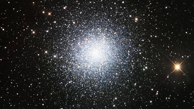 Kulová hvězdokupa M13