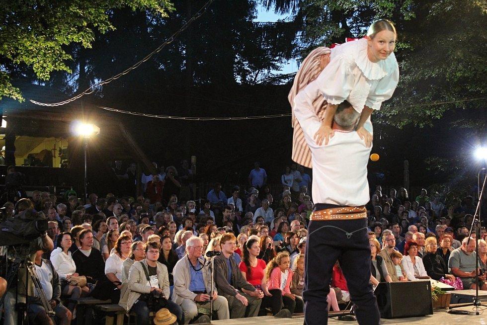Rožnovské slavnosti. Ilustrační foto z minulých ročníků