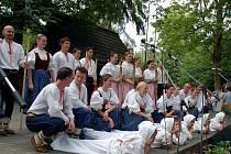 Folklorní soubor Radhošť.