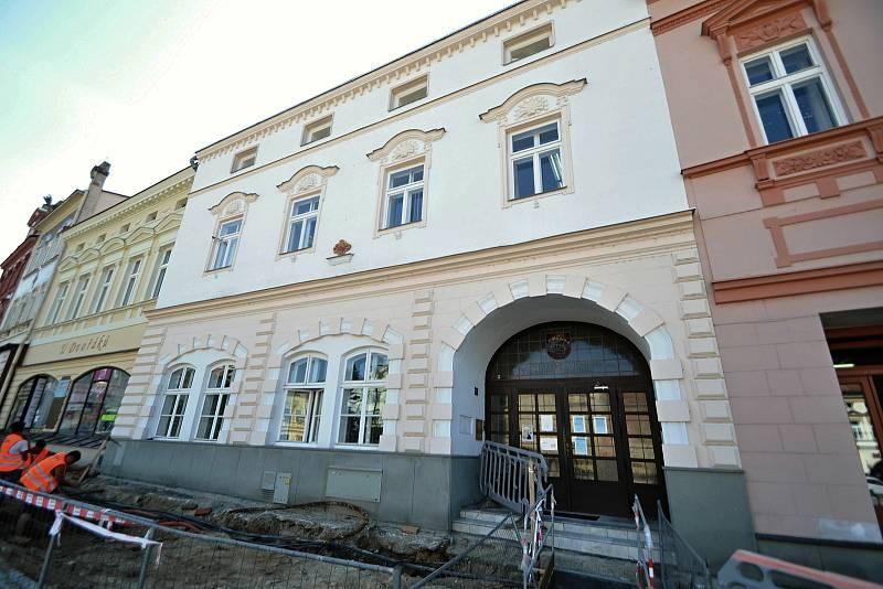 Valašské Meziříčí - radnice