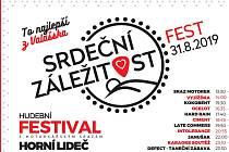 Hudební festival s motorkářským srazem zakončí 31.8. 2019 prázdniny v Horní Lidči.