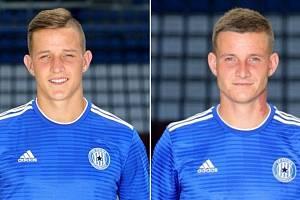 Bratři Michal a Lukáš Galusové z Rožnova pod Radhoštěm se propracovali až do prvoligového klubu Sigmy Olomouc