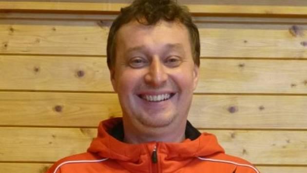Trenér a předseda klubu VK Austin Vsetín Jiří Žůrek. Foto: archiv klubu