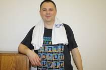 Roman Martínek je zkušený tanečník odzemku. Na kontě má pět vítězství v odzemkářských soutěžích