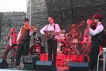 Skupina Docuku vystoupí tento čtvrtek na Valašskomeziříčském kulturním létu.