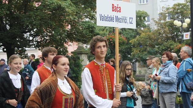Folklorní festival Babí léto. Ilustrační foto.