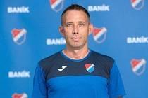 Mládežnický trenér Vigantic a Baníku Ostrava Jan Frydrych