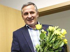 Komunální volby 2018  volební štáby. Jiří Čunek (KDU-ČSL)