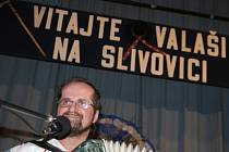 Košt slivovice ve Valašské Polance.