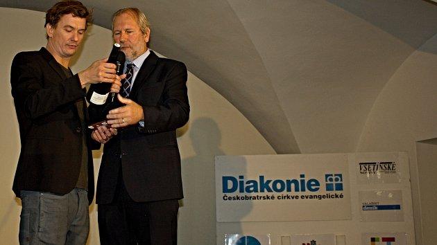 11. dobročinná aukce Domov pořádaná vsetínskou Diakonií