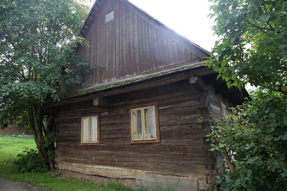 Pechancovo stavení ve Valašských Kloboukách.