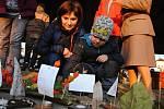 Večerem sokolských světel uctili v pondělí 7. října 2019 děti a rodiče z valašskomeziříčského Sokola památku jednapadesáti členů místní jednoty, kteří padli nebo byli umučeni za druhé světové války. Vzpomínka se konala u příležitosti Památného dne sokolst