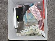 Kriminalisté na Valašsku zadrželi dealera drog. Při domovní prohlídce u osmadvacetiletého muže ze Vsetínska zajistili marihuanu, extázi i kokain a také půl milionu v korunách a eurech.