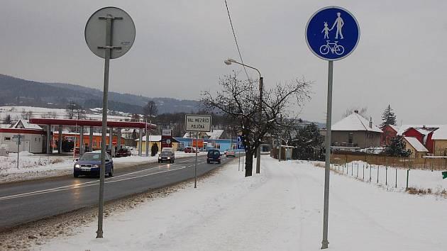 Záměrem nové studie je propojit cyklostezku Bečva se systémem tras vedoucích k obytným a průmyslovým sídlům.
