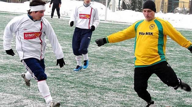 Zimní turnaj ve Valašském Meziříčí odstartuje v pátek 21. ledna.