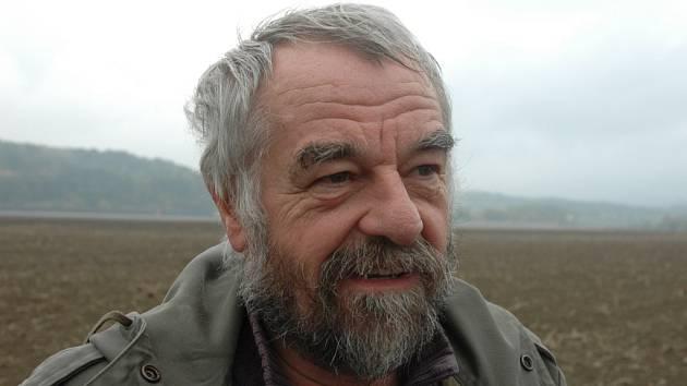 Milan Orálek, jednatel Českého svazu ochránců přírody ve Valašském Meziříčí.