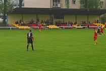 Fotbalisté Valašského Meziříčí se představilo na hřišti Frýdlantu nad Ostravicí