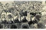 BYLNICE NA ZLÍNSKU. Volby s programem v roce 1960.