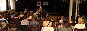 Pětadvacátý ročník soutěže Chrám i tvrz začal 13. dubna 2018 ve vsetínském kulturním domě první částí - soutěži v uměleckém přednesu. Zúčastnilo se ji 33 žáků základních škol z celého Valašska.