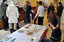 Den otevřených dveří ve Střední škole zemědělské a přírodovědné v Rožnově pod Radhoštěm, sobota 25. ledna 2014