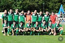 Fotbalový tým SD Nový Hrozenkov/Velké Karlovice+Karolinka B vybojoval na podzim v okresním přeboru OFS Vsetín čtvrté místo.