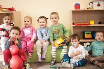 V Dětské skupině Klubíčko ve Vsetíně, která je první svého druhu na Valašsku, se dokáží každý den postarat o deset dětí. Zájem ze strany rodičů stále roste.