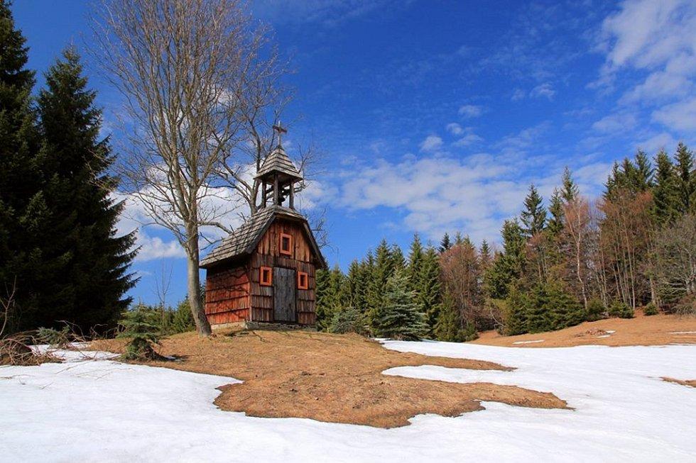 Zvonička pod Miloňovou