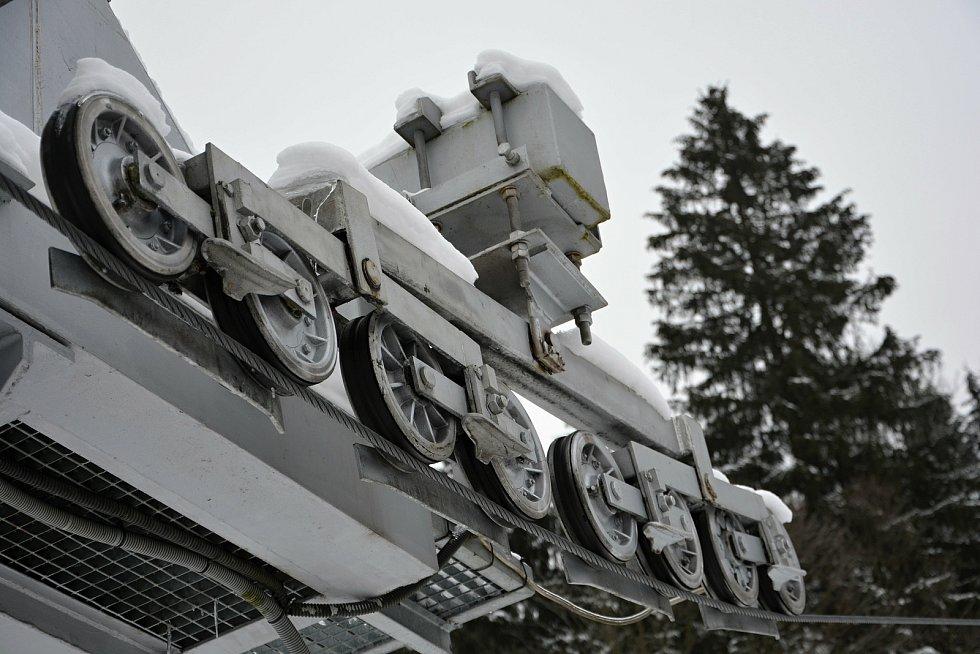 V sezoně 2020/2021 se ve Skiareálu Karolinka lyžovalo pouhých osm dní. Vládní opatření proti covidu donutily provozovatele areál zavřít.