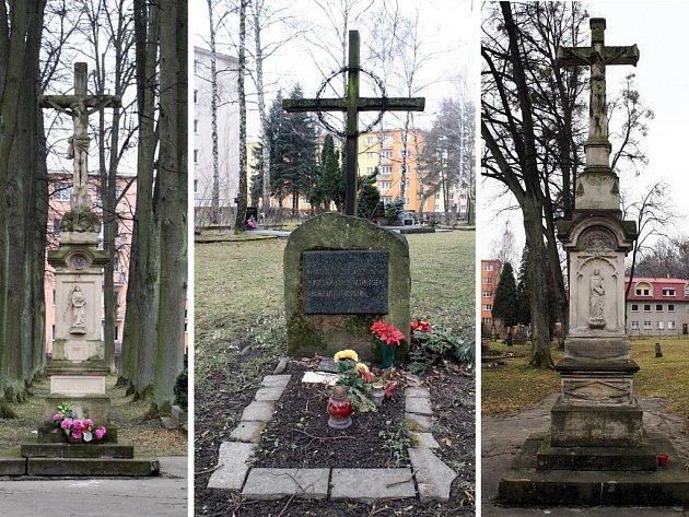 Restaurátoři letos obnoví tři staré kříže v Rožnově