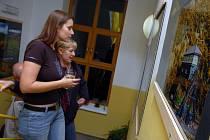 Ve vsetínském Koordinačním a informačním centru se ve středu 7. října konala vernisáž snímků vsetínského fotografa Pavla Dobeše