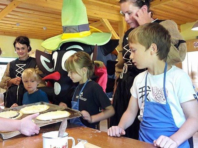 Karlovický park Razulák chystá na víkend pro děti frgálovou manufakturu